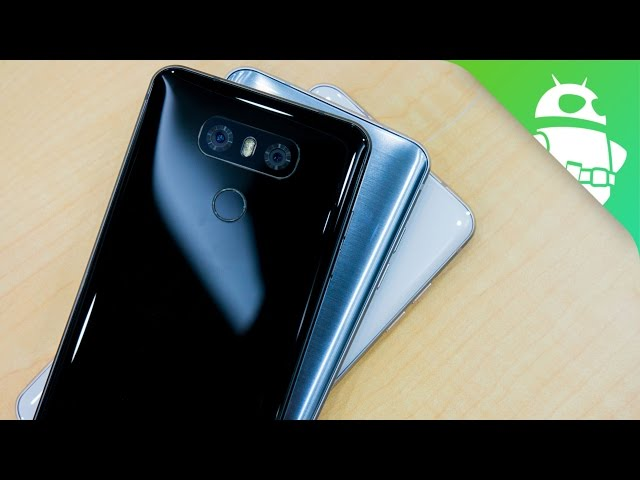 LG G6 hands-on: LG's return to form!