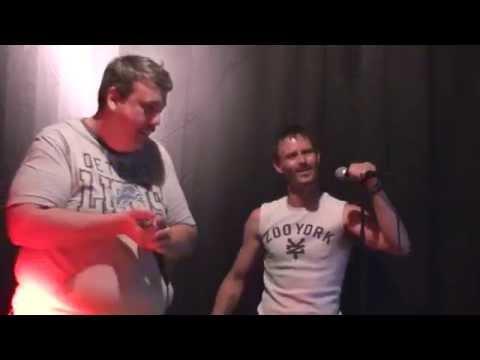 Oak Ridge Boys  - Elvira - Stephen & Les Coleman Karaoke