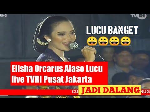 Elisha Orcarus Alaso Lucu Live TVRI