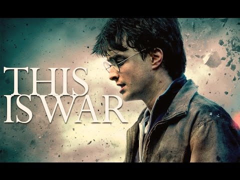 harry potter | this is war