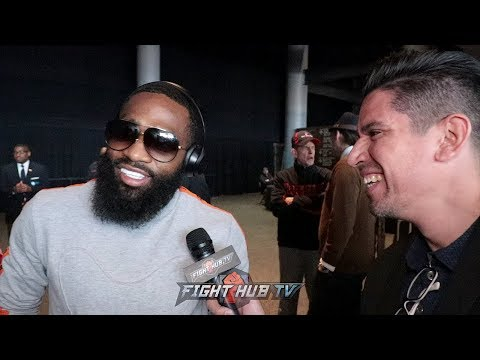 """ADRIEN BRONER """"ONLY TIME I THINK ABOUT 6IX9INE IS WITH MY WIFE! WE STRAPPED! WE READY FOR WAR!"""""""