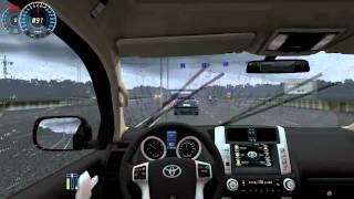 City Car Driving - Toyota Land Cruiser Prado + (Download Link!)