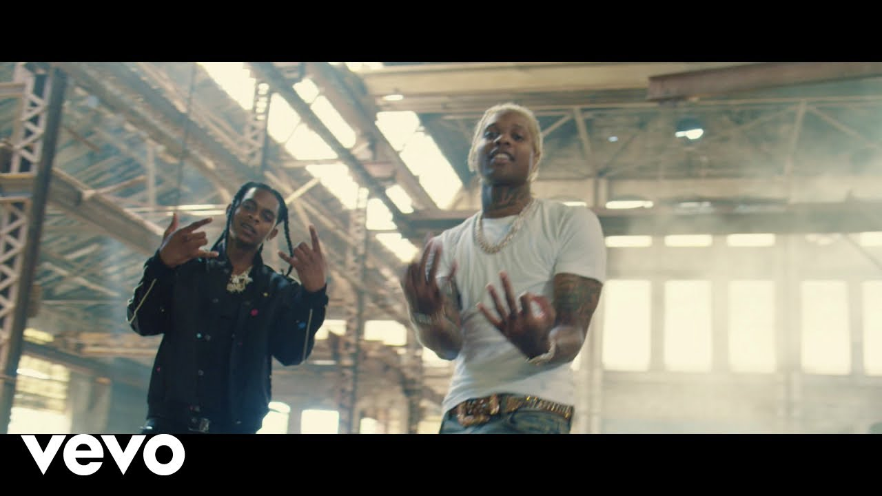 Markie - In My Flesh ft. Lil Durk (Official Video)