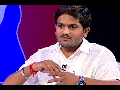Press Conference: Episode 9: Will support BJP if CM suspends accused police officers: Hardik
