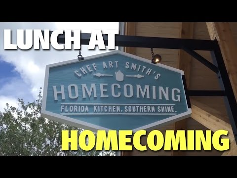 Art Smith's Homecoming | Disney Springs
