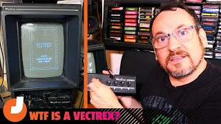 homepage tile video photo for Meet The Vectrex, The Strangest Game Console Of The '80s