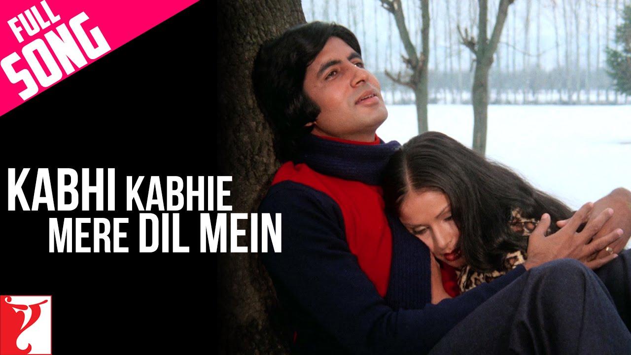 Kabhi Kabhi Mere Dil Main Mp3 Download Dj Baap