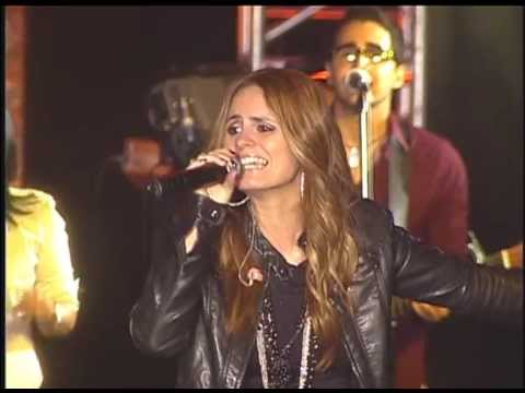 Lucrecia Duran en Expolit 2011 en vivo.