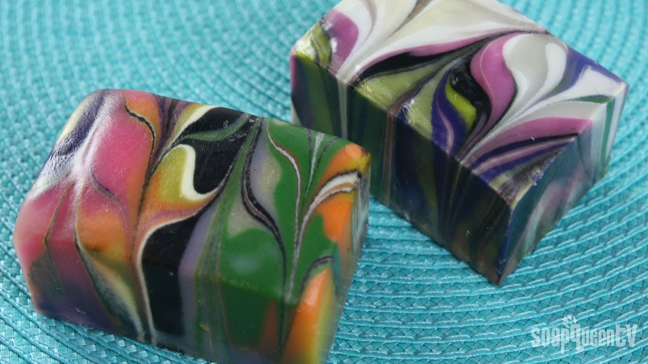 Learn to Prepare Colorants for Cold Process Soapmaking