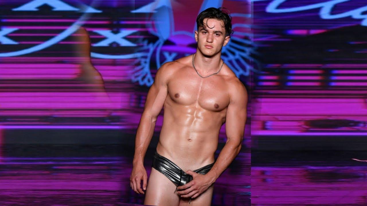 Mister Triple X Spring/Summer 2022 Art Hearts Miami Beach Swim Week