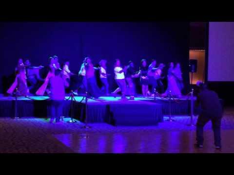 Grand Hyatt Doha HK performance Gala Night 2015.