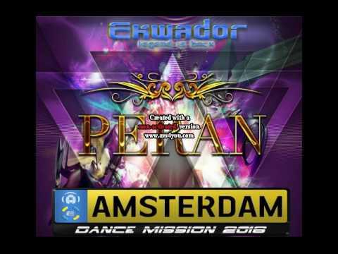 Peran van Dijk Amsterdam Dance Mission 2016