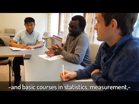 Master of Science in Assessment and Evaluation at the University of Oslo
