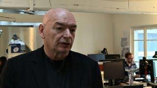L'architecte Jean Nouvel rend hommage à Niemeyer