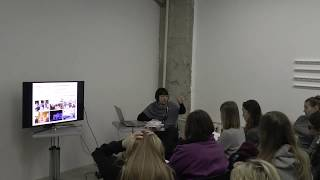 Лекція Ольги Сагайдак про проектний менеджмент