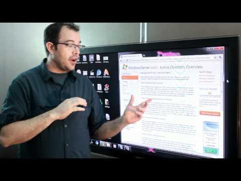 Enterprise IT Interview Questions: Active Directory Services