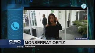"""""""Me encerró en un sótano"""": periodista Monserrat Ortiz narra abuso sexual de Andrés Roemer"""