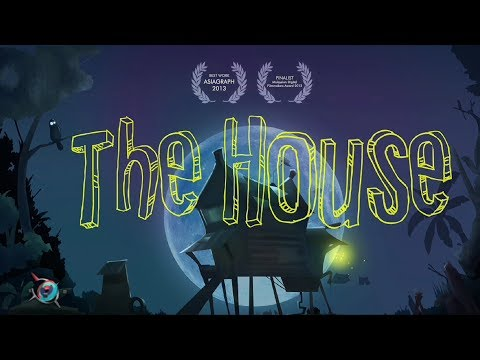 3D Animated Short Film- The House ( The One Academy Final Project 2013)