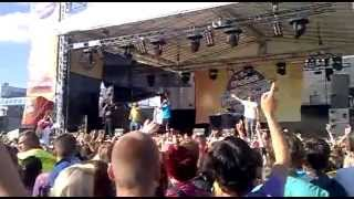 Mega Rock In Die Ferien 2011 Die Atzen Hasta La Atze