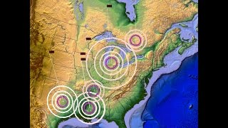 5/03/2015 -- Earthquake activity in the United States -- Michigan, Mississippi, Texas