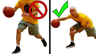 WHY Dribbling Is HARD For Some People But EASY For Others Ball Handling For Beginners