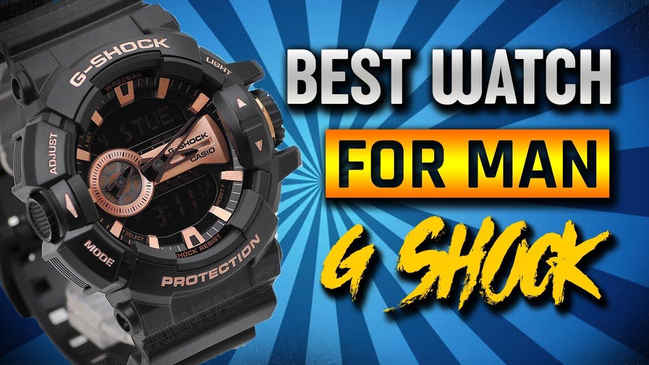 Top 7 Best Casio G Shock Watch For Men Online Buy 2018
