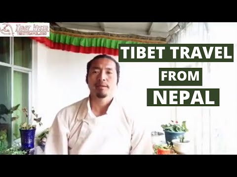 How to Travel from Nepal to Tibet for International Tourists?