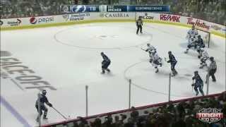 Canucks vs Lightning Highlights 10/18/14