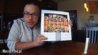 Test Sushi z marketu...