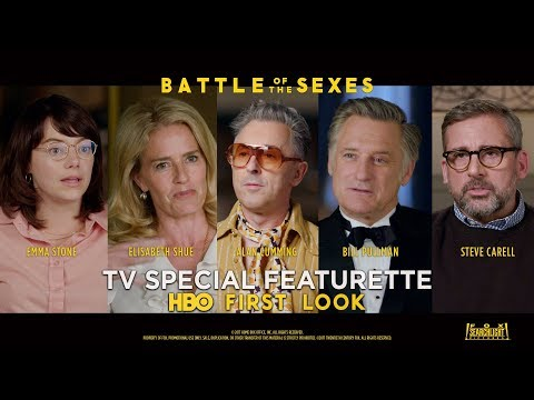 Battle Of The Sexes [HBO® First Look | TV Special Featurette in HD (1080p)] streaming vf