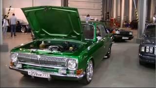 Волга ГАЗ 24. Авто Тюнинг Шоу 2018. Volga GAZ 24. Auto tuning show 2018.