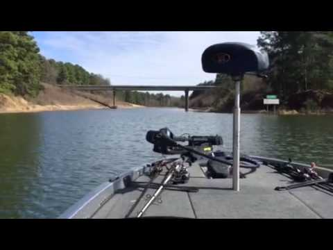 ALOT Sportsmans Fishing Report Lake Tyler