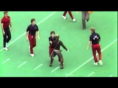 Aggie corp member attack SMU cheerleader circa 1981