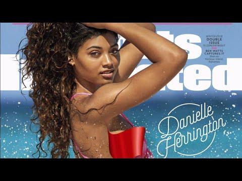 Model Danielle Herrington Is 2018 Sports Illustrated Swimsuit Cover Girl