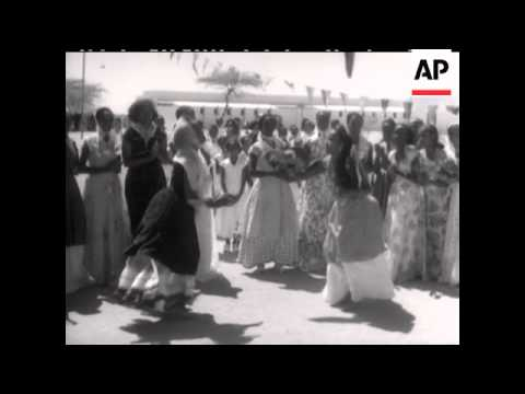 ROYAL VISIT TO ETHIOPIA - SOUND