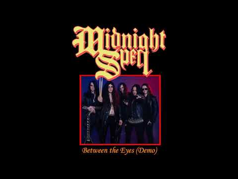 Midnight Spell - Between the Eyes [Demo] (2019)
