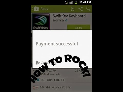Play store purchase hack! And its error fix !