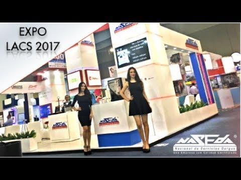 NASEDA, presente en EXPO LACS 2017.