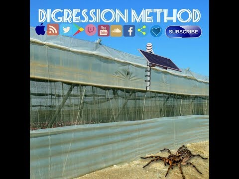 The Digression Method: Solar Coil Co-Existence #16