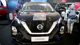 New Nissan Livina 2019 ,Black colour ,Exterior and Interior