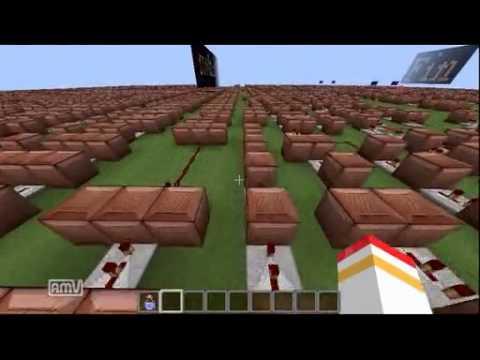 【Minecraft音ブロック】Blut Im Auge