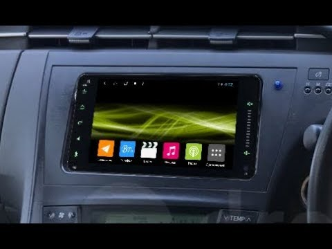 Штатная магнитола Toyota универсальная 2DIN (200x100мм) 8 Core Android TGG-8