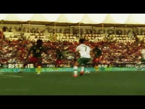 Cristiano Ronaldo ~ *Im ready for South Africa 2010* 720HD