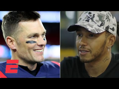 Lewis Hamilton: I'm grateful Tom Brady even knows my name | Formula 1