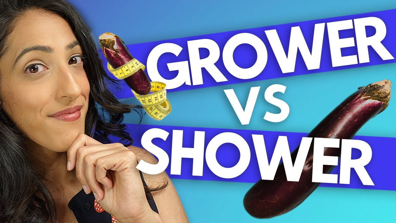 Download A urologist explains the difference between SHOWERS vs GROWERS!