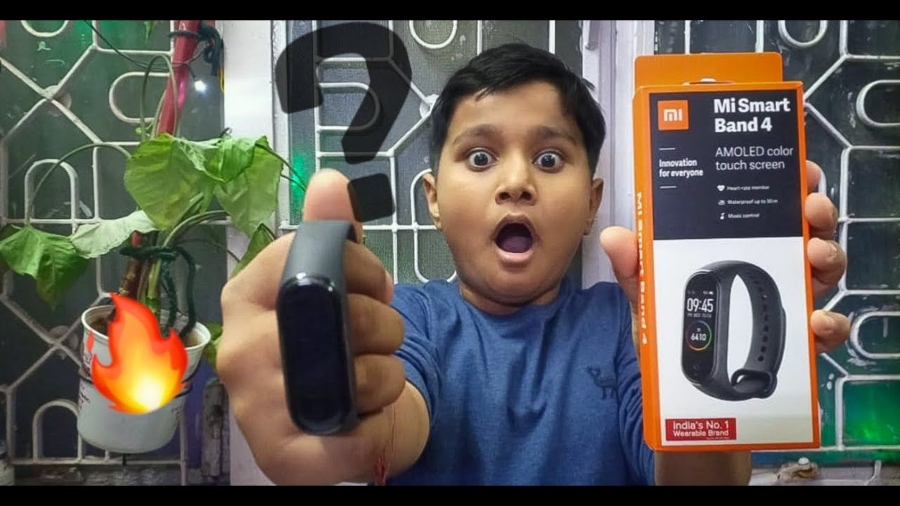 Unboxing Mi Band 4 - Is it worth buying in 2020?