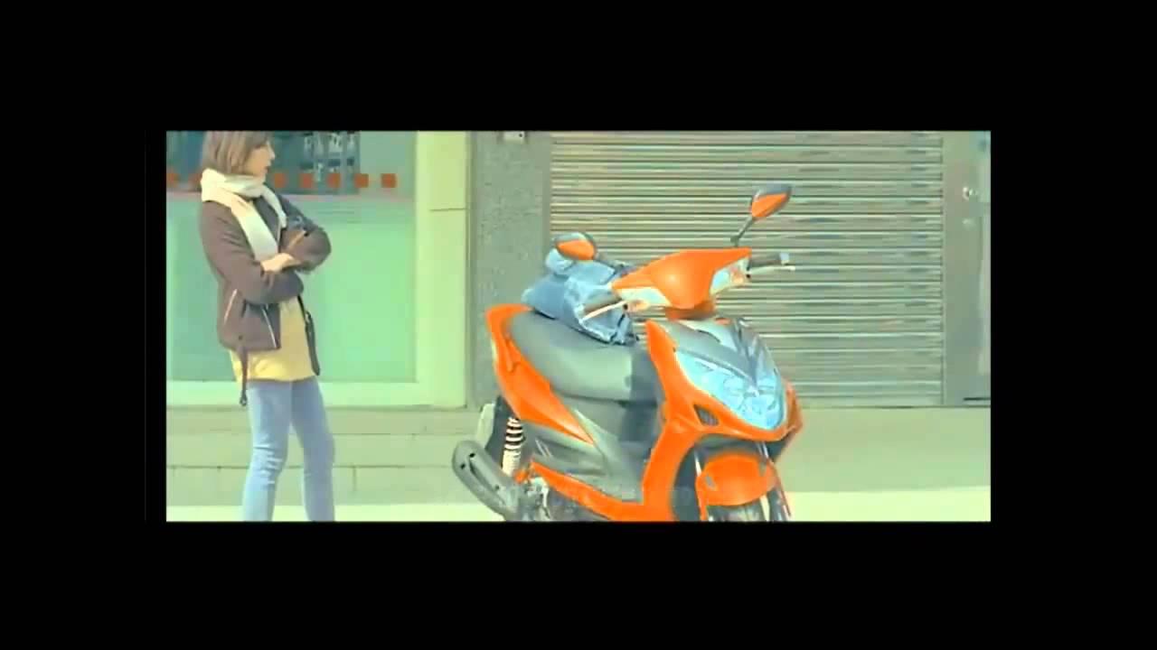 Kymco Racing 彎道情人 3 愛情保固篇 - YouTube