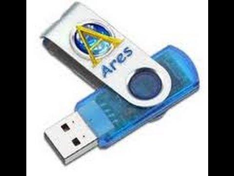 como pasar música del ares a un USB