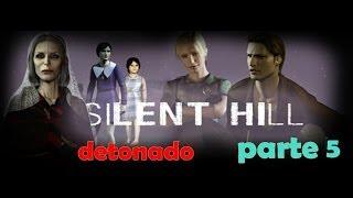 Silent Hill 1 detonado [5] dublado PT-BR enfermeiras tesudas