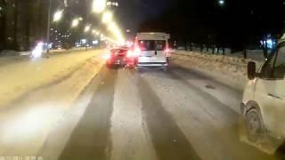В Засвияжье на пешеходном переходе сбили ребенка